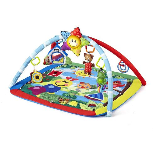 Baby Einstein Caterpillar and Friends Play Gym MUSIC AND LIGHTS PLAY GYM NEW